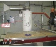 Composite Dust Extraction