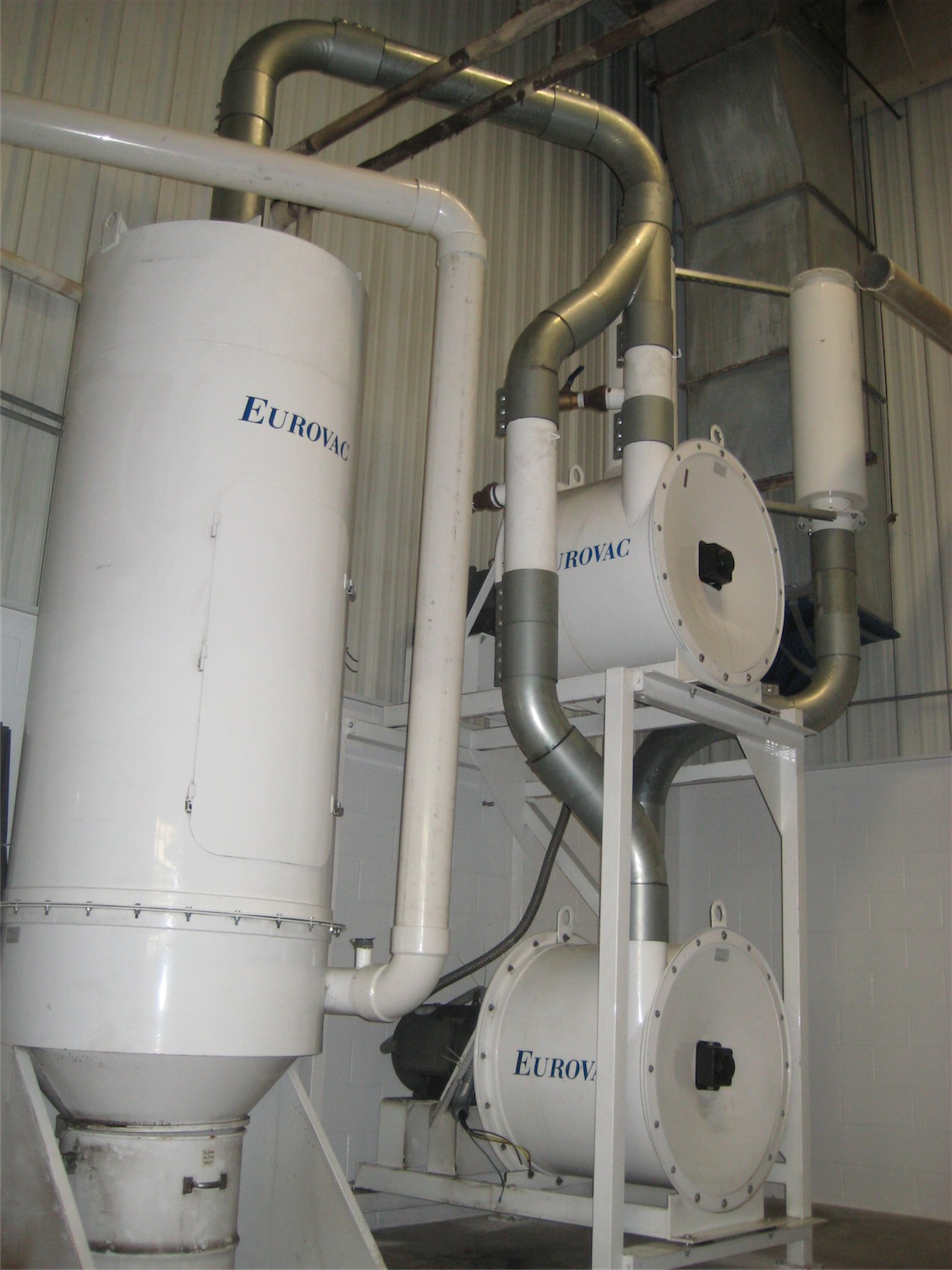 Eurovac Iii 10hp To 100hp Multi Stage Pump Central