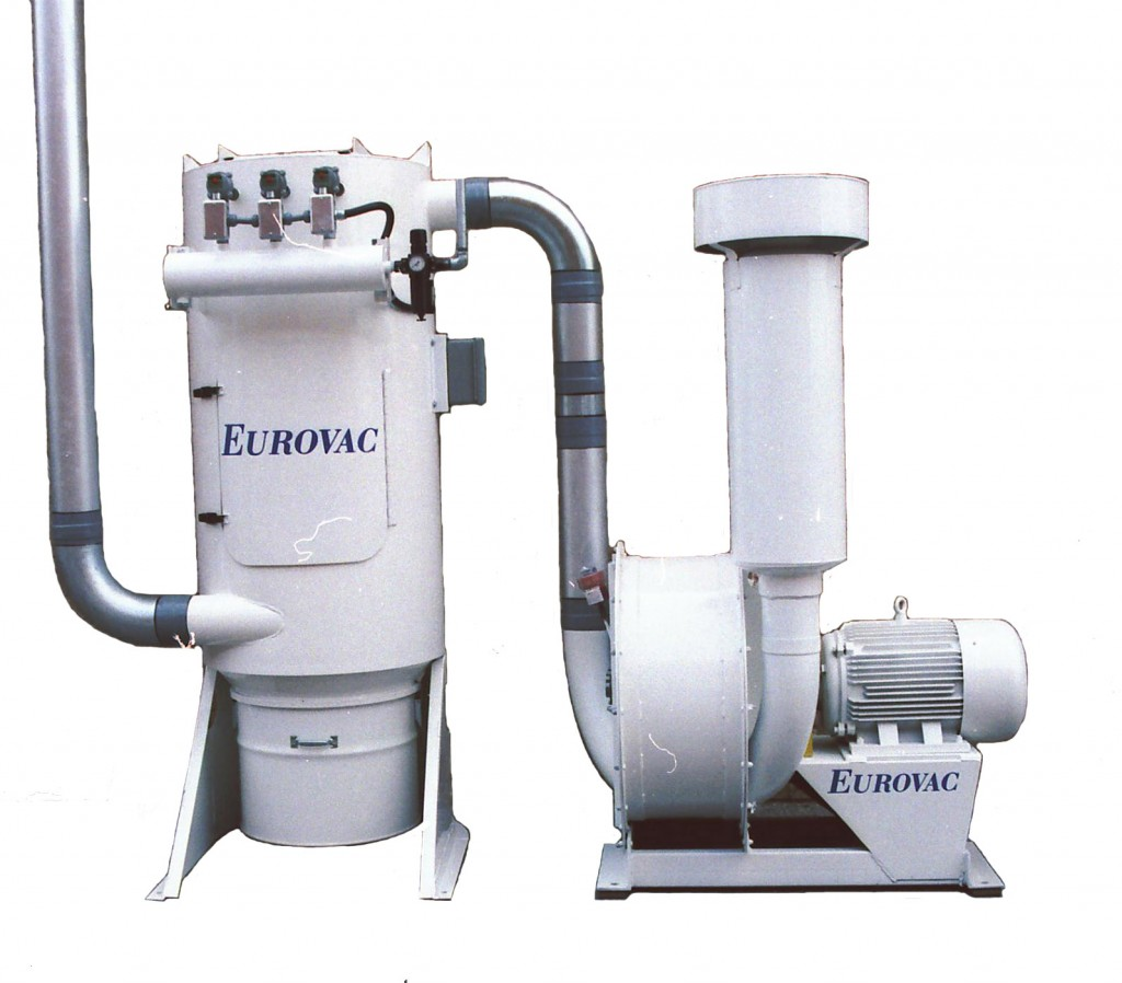Vacuum Pump System Design : Eurovac iii hp to multi stage pump central vacuum