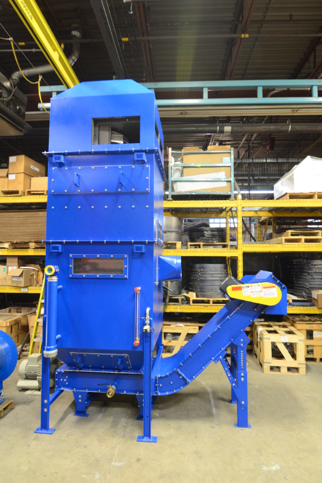Wet Dust Collectors Amp Wet Scrubbers Type A Sludge Rake