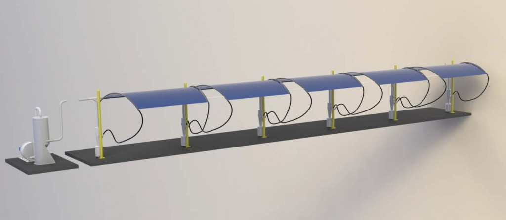& Carwash Canopy u0026 Arch System