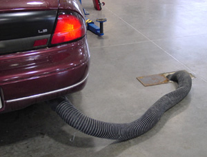 vehicle exhaust purification system industry 2013
